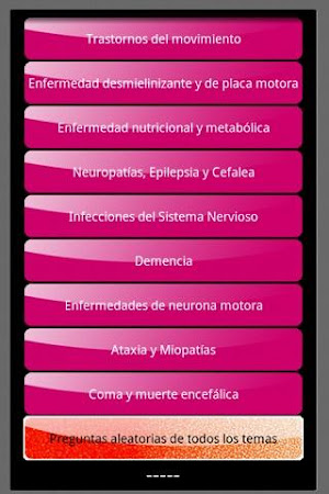 Neurologia en preguntas cortas 4.0 screenshot 1549351