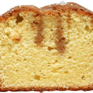 Salted Caramel Pound Cake.