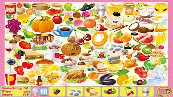 Screenshot of Hidden Object Fresh & Yummy