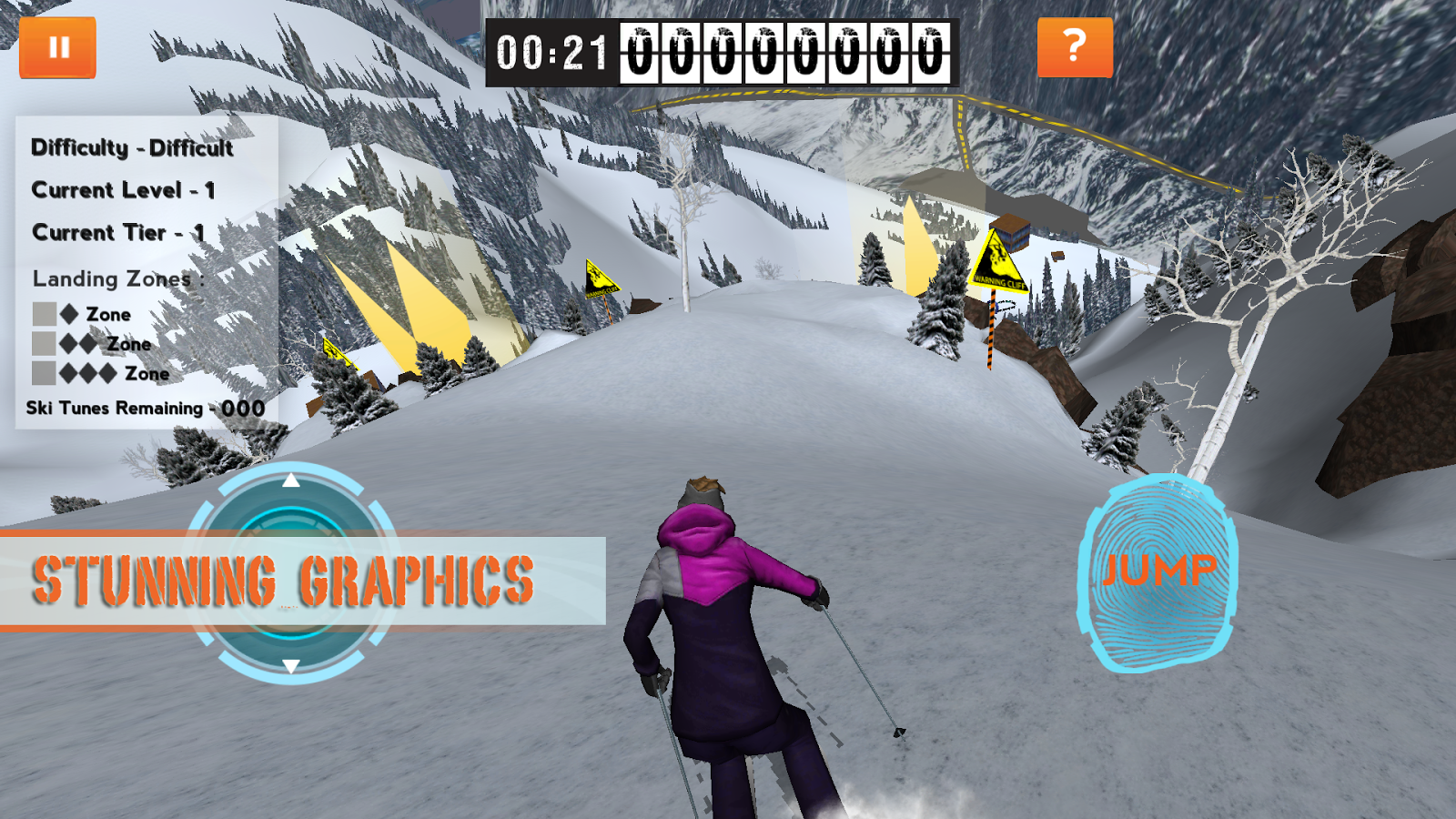 Huck It: Freeride Skiing 3D