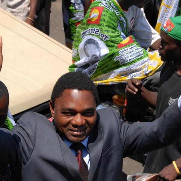 ZAMBIA-VOTE-NOMINATION