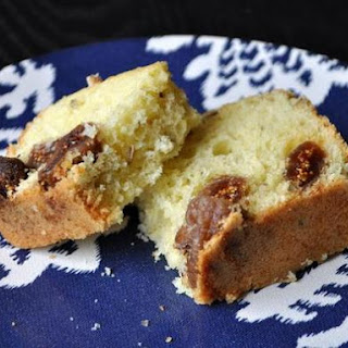 Fennel Fig Quick Bread