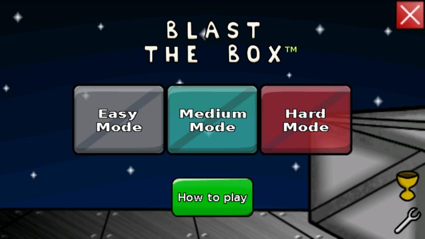 Blast The Box - screenshot