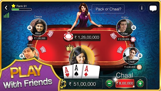 Teen Patti GOLD ♤