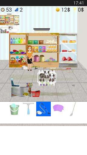 清洗的游戏 宠物店