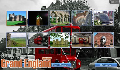 【免費休閒App】Discover: Grand England-APP點子