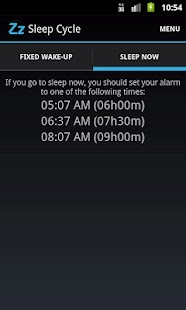 Sleep Cycle - screenshot thumbnail