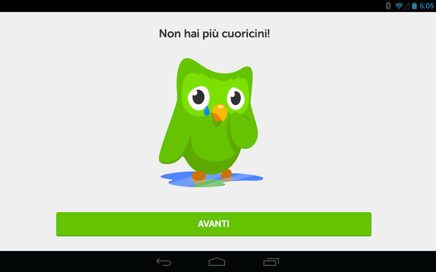 impara l 39 inglese con duolingo app android su google play. Black Bedroom Furniture Sets. Home Design Ideas