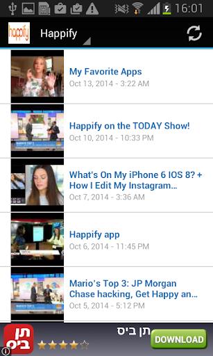 Happify Videos