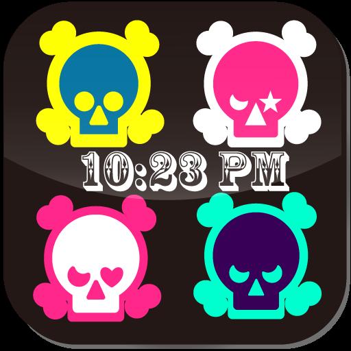 個人化App|頭骨流!動態桌布 LOGO-3C達人阿輝的APP