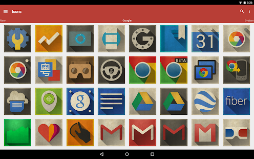 Axis - Icon Pack - screenshot thumbnail