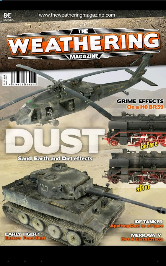 The Weathering Magazine - screenshot