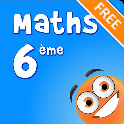 iTooch Mathématiques 6ème Icon