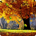 Autumn Live Wallpaper FREE icon