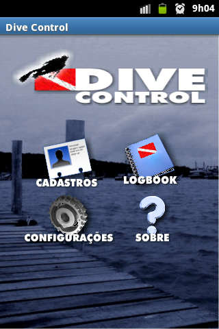 DiveControl for Android