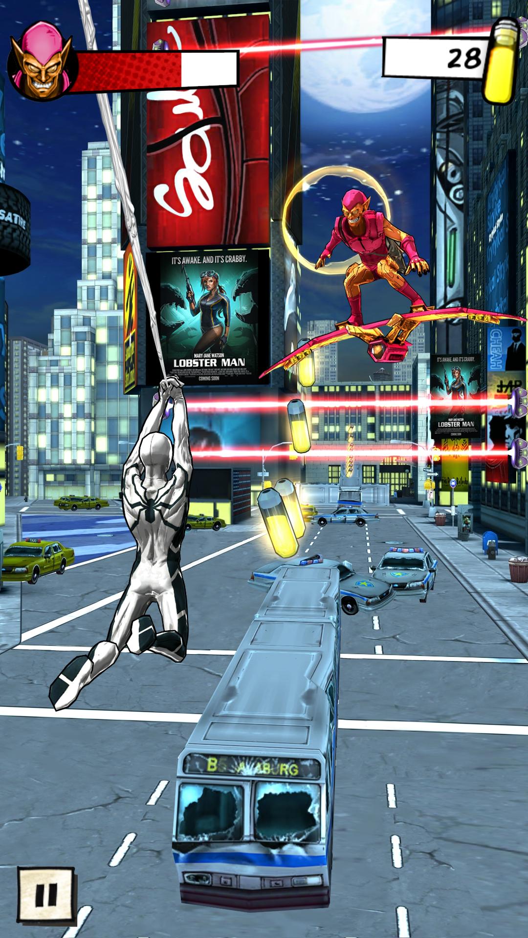 Spider-Man Unlimited screenshot #18