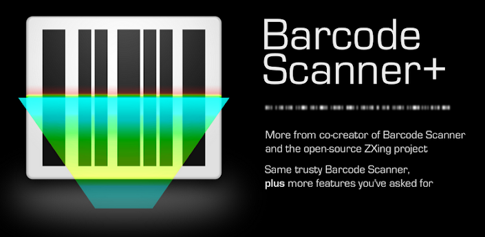 Barcode Scanner+ (Plus) apk