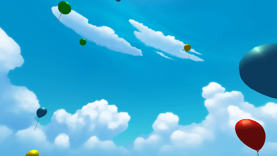 Balloons VR Cardboard - screenshot thumbnail
