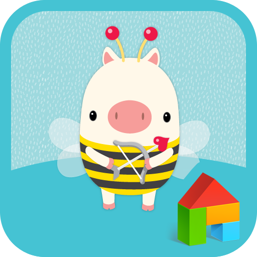 the little piggy dodol theme 個人化 App LOGO-APP試玩