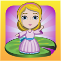 Thumbelina:3D Popup Book icon