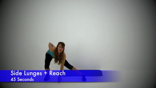 Sexy Butt and Thigh Workout