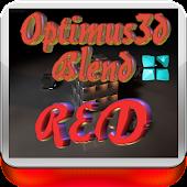 Red Optimus 3D Blend