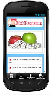 【免費健康App】顶部自由饮食计划-APP點子