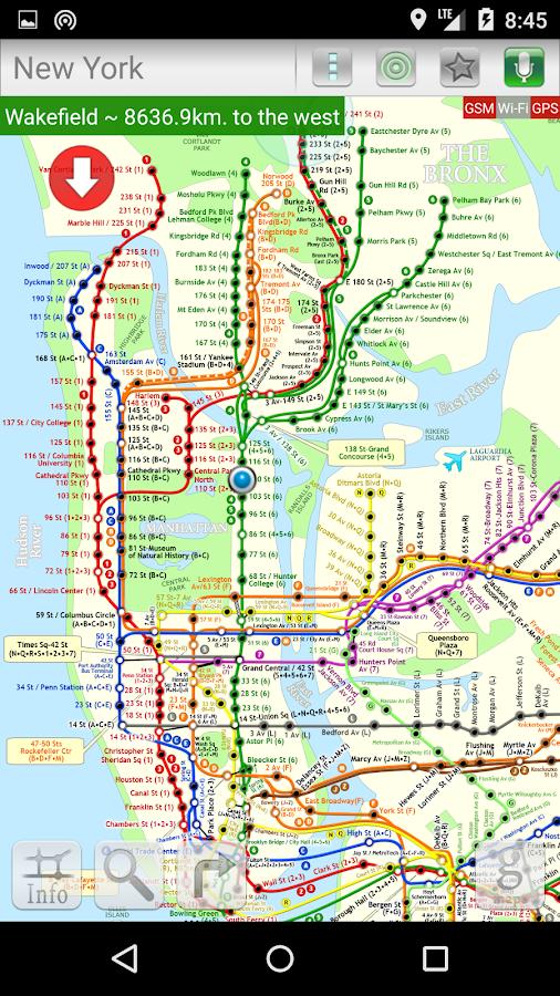 Metro ★ Navigator - screenshot