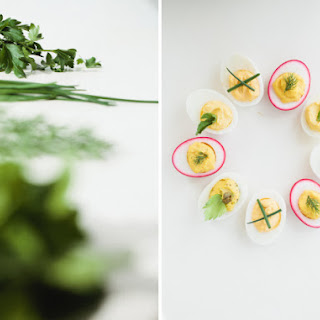Four Ways With Deviled Eggs