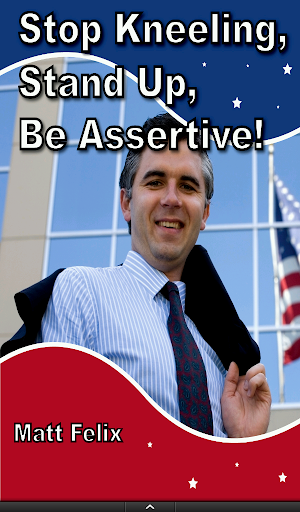 Stop Kneeling Be Assertive