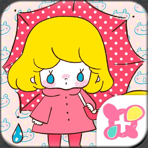 Cute Theme-Rainy Walk- Icon