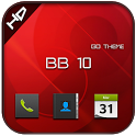 BB 10 go launcher ex icon