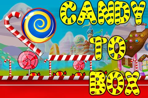 Candy To Box