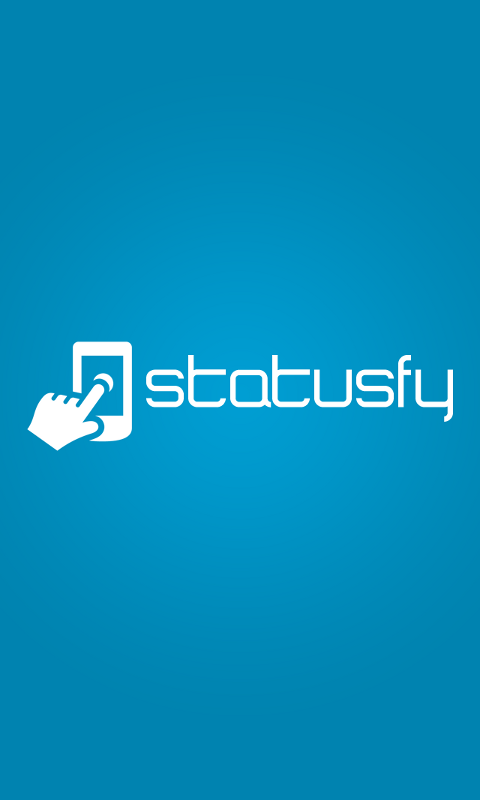 Statusfy - screenshot