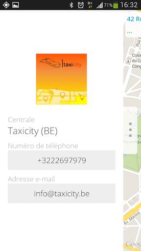 TAXICITY- Taxi à Bruxelles