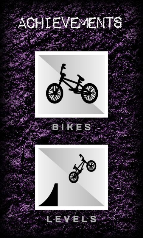 Fingerbike: BMX Pro- screenshot