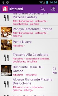 I Ristoratori di Vicenza - screenshot thumbnail