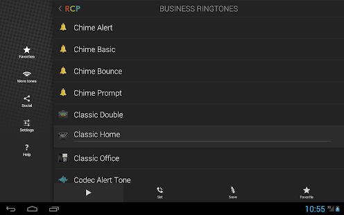 Business Ringtones - screenshot thumbnail