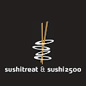 Sushitreat – Sushi2500 logo