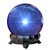 Crystal Ball Balonek