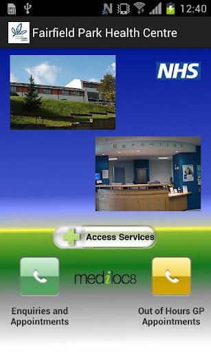 Fairfield Park Health Centre