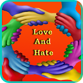 Love Hate Friendship Enmity