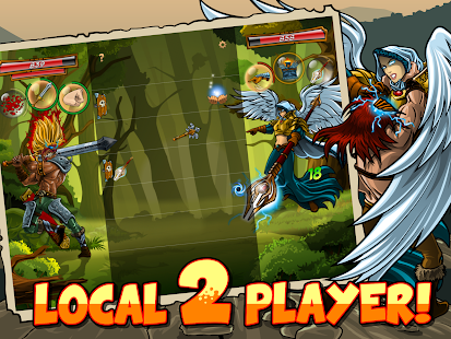 Duel for Dragons Free - screenshot thumbnail