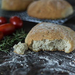 Moroccan Country Bread.