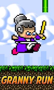 Granny Run Game