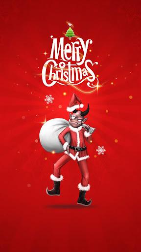 Merry Christmas Hola Theme