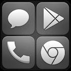 Glasklart - Icon Pack icon