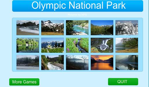 Olympic National Park Jigsaw