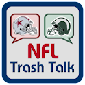 NFL Trash Talk logo