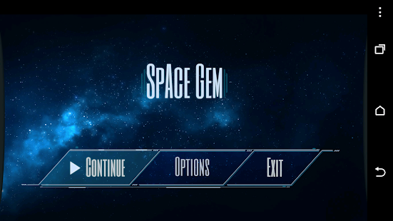 Space Gem- screenshot thumbnail